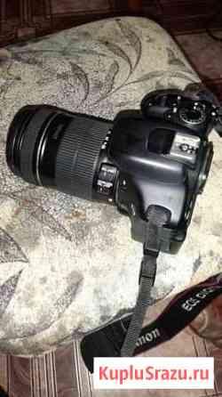 Canon 600D объектив 18-135 Кемерово
