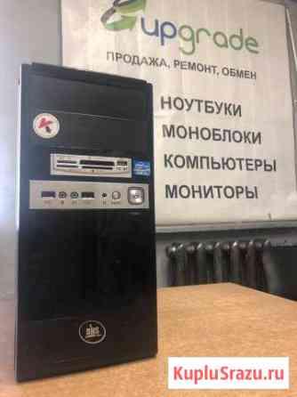 Шустрый в офис s1155 2x3.1Ghz/4Gb/ssd120G/Гарантия Воронеж