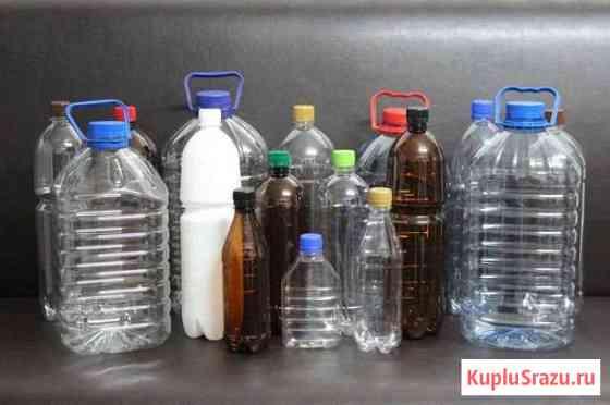Пэт бутылка Воронеж