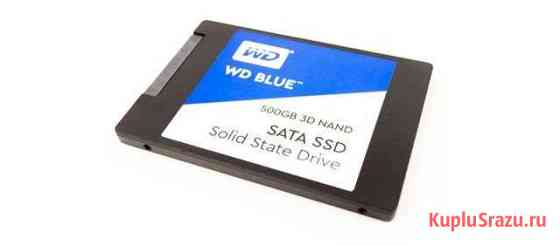 SSD накопитель WD Blue WDS500G2B0A 500Гб, 2.5 Воронеж
