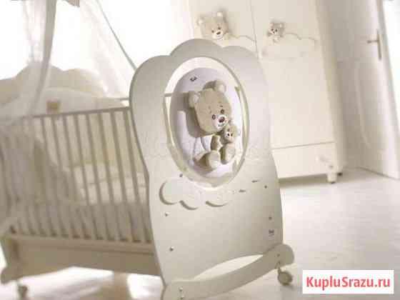 Детская кровать Baby Expert Abbracci by Trudi Махачкала