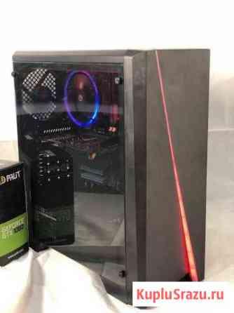 Игровой i3 9100f / 16Gb Озу и 6Gb видео Махачкала