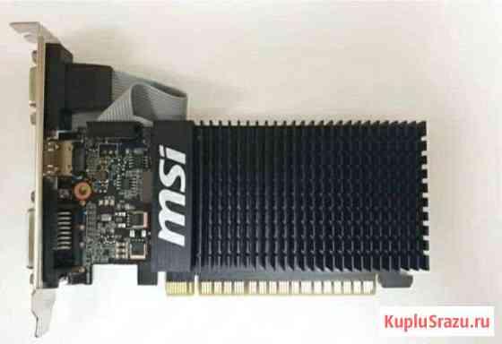 Видеокарта GTX 710 2gb Дербент