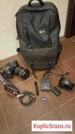 Canon EOS 6D с Wi-Fi и GPS + 24-105 (почти новый) Иваново