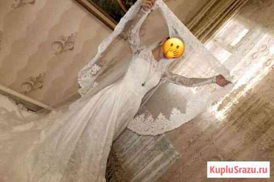 Свадебное платье Троицкая