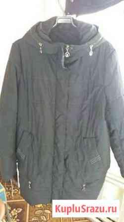 Куртка Деми женская на синтепоне Усолье-Сибирское