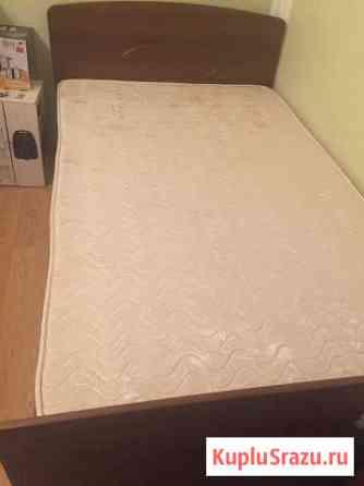 Кровать с матрасом Кантышево