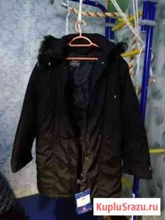 Куртка зимняя женская Шелехов