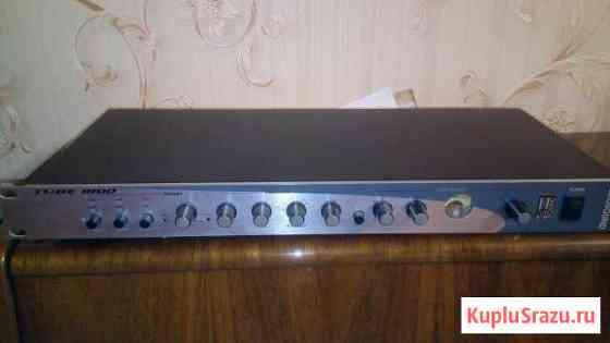 Предусилитель микрофонный Eurosound Tube-1800 Иркутск