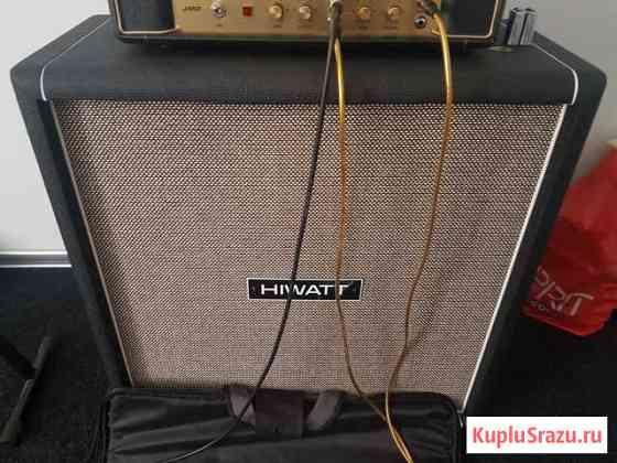 Hiwatt SE4123F Fane Speakers Иркутск
