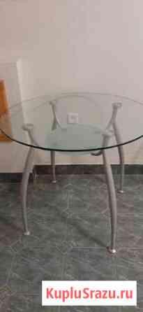 Стеклянный стол Нальчик