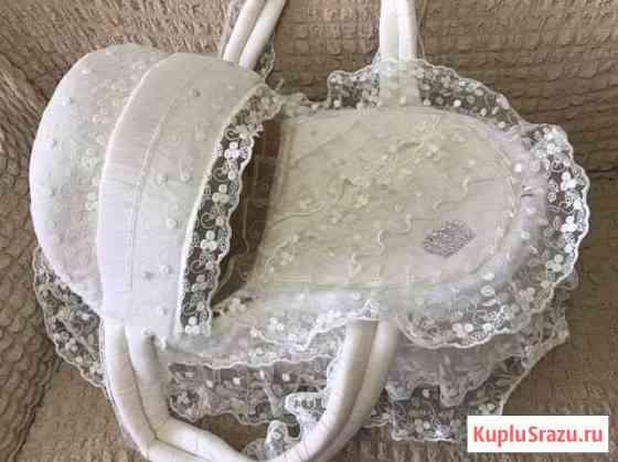 Переносная сумка(корзина) для малыша Нальчик