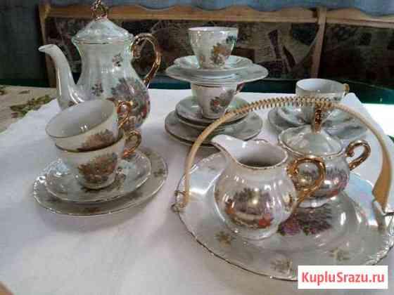 Сервиз чайный Прохладный
