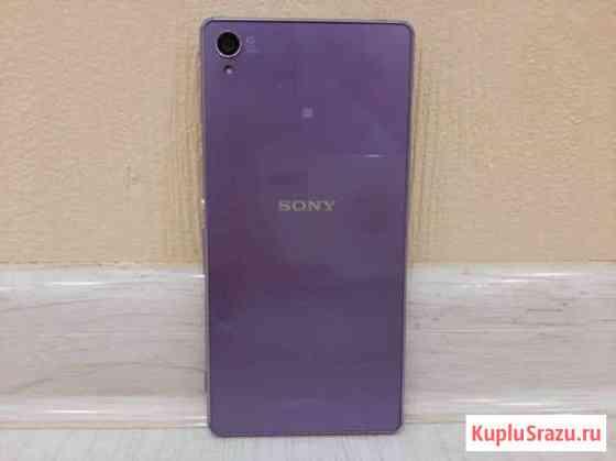 Sony Xperia Z3 фиолетового цвета Калининград