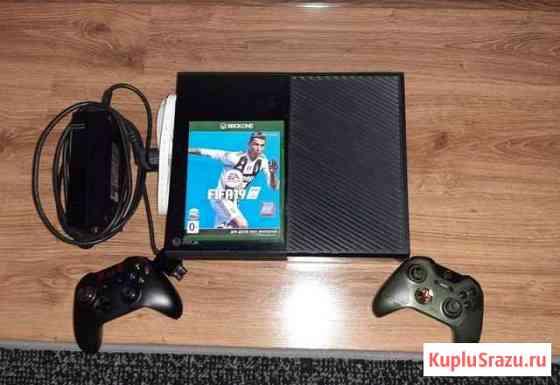 Xbox One 500gb Гурьевск