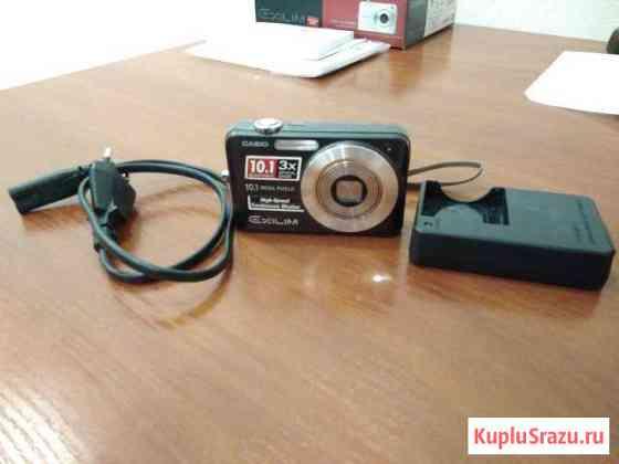 Продам фотоаппарат casio Exilim Zoom EX-Z1050 Мамоново