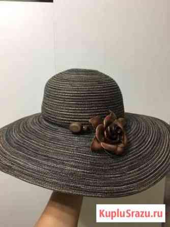 Шляпа с широкими полями Элиста