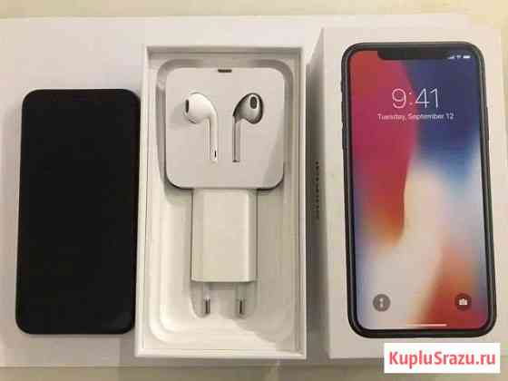 iPhone X 64gb Элиста