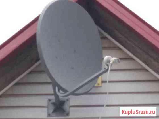 Спутниковое тв Телекарта- полный комплект Юхнов
