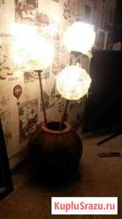 Люстра и светильник Елизово