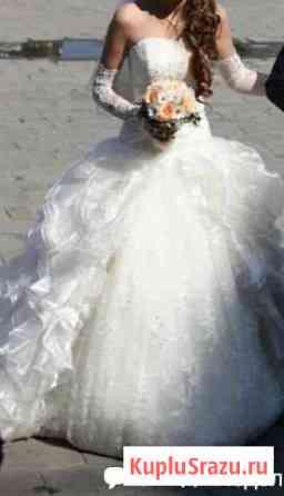 Свадебное платье Усть-Джегута