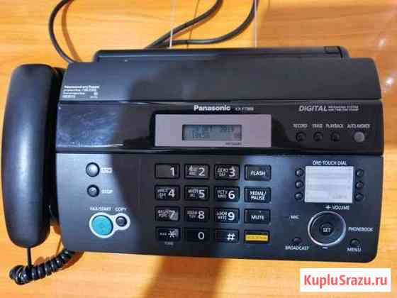 Факс Panasonic KX-FT988 Ухта
