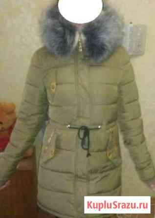 Зимняя куртка Волгореченск