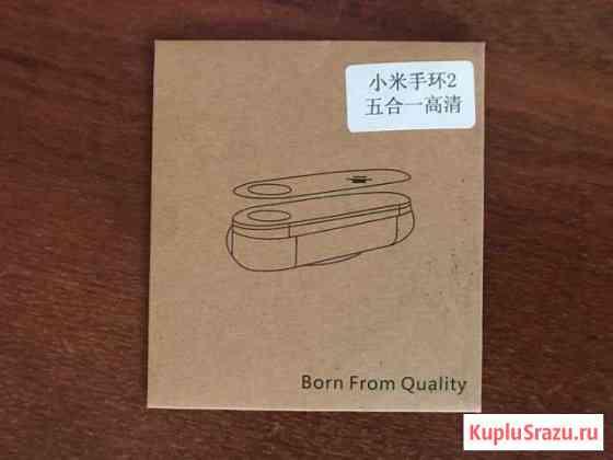 Защитная плёнка Xiaomi mi band 2 5 шт Красноярск