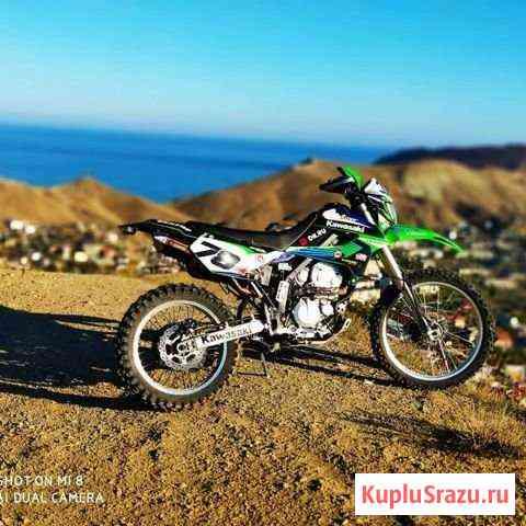Kawasaki klx 250s Феодосия