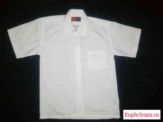 Рубашки школьные, х/б (7-9 лет) Севастополь