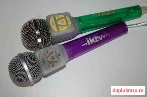 Два микрофона для караоке Севастополь