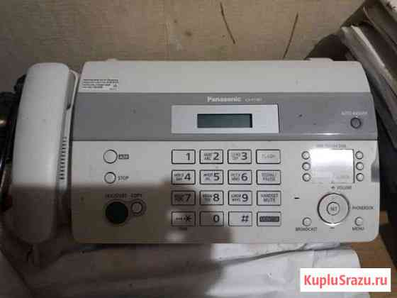 Факс Panasonik kx-FT982 Севастополь