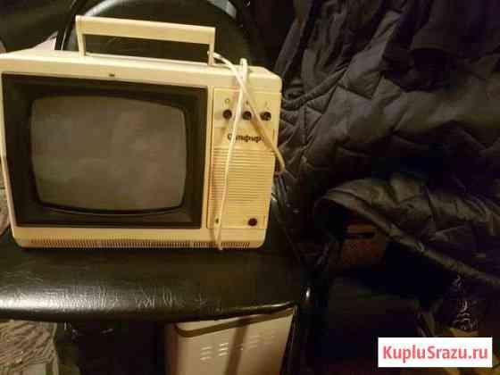 Телевизор Сапфир (раритет) рабочий Шадринск