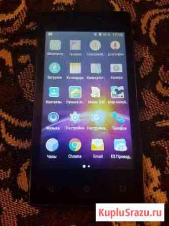 Телефон Fly fs 402 android (экран 4 дюйма) WI-FI 3 Шадринск