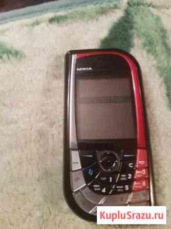 Телефон Nokia 7610 раритет рабочий (Finland) Шадринск