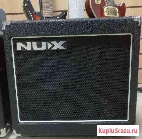 Комбо-усилитель NUX mighty 15 SE Курск