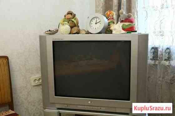 Продаю кинескопный телевизор LG диагональ 175 см Липецк