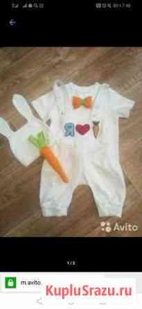 Новогодний костюм зайца (индивидуальный пошив) Магадан