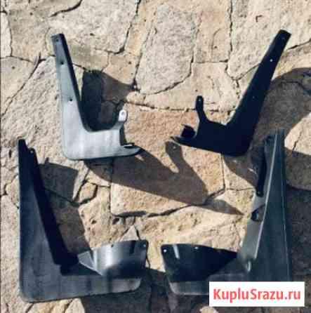 Комплект брызговиков F10 BMW Йошкар-Ола
