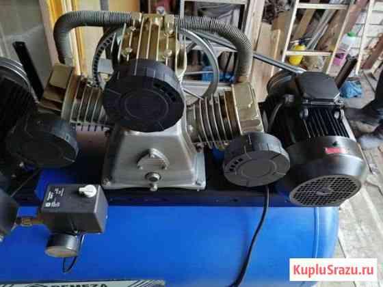 Воздушный компрессор 500л 1760 л/мин Волжск
