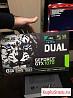 Видеокарта новая Asus dual GeForce Gtx 1070 8gb