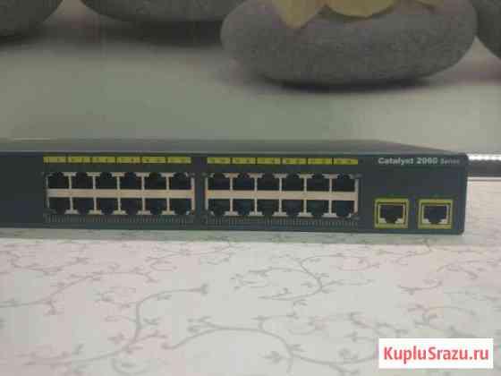 Коммутатор Cisco WS-C2960-24TT-L Калининград