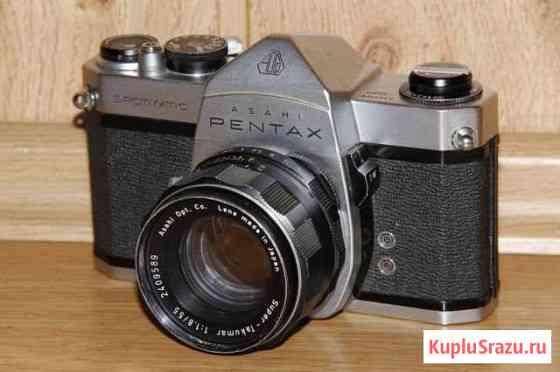 Зеркальный Pentax Spotmatic SP №2345149 - тушка Калининград