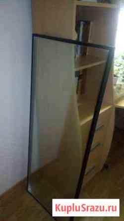 Двухкамерный стеклопакет из 3 стёкол Кременки