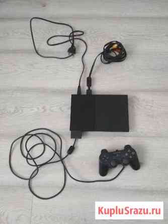 Playstation 2 PAL + игра Калуга