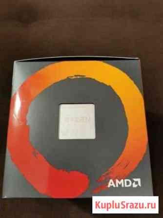 AMD Ryzen 5 2400G Калуга