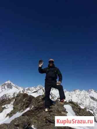 Инструктор по горным лыжам и сноуборду Теберда