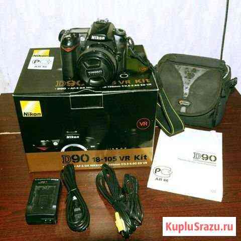 Nikon D90 body Петрозаводск