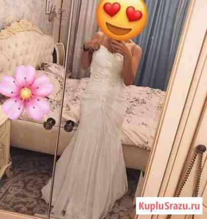 Свадебное платье Новокузнецк