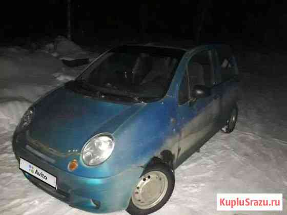 Daewoo Matiz 0.8МТ, 2010, 110286км Муезерский